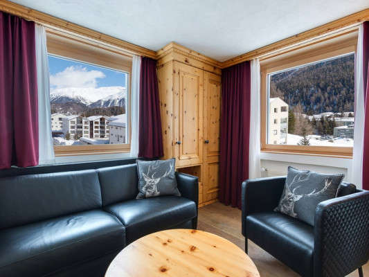 Hotel Cervus Junior Suite Balcony 2