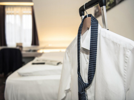 Hotel Alexander Single room 8