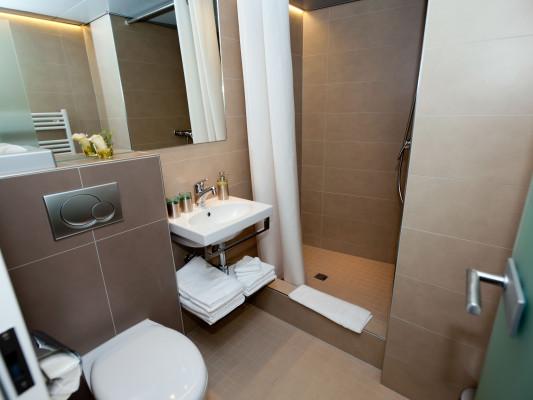 Hotel Alexander Single room 11