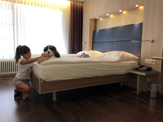 Hotel Alexander Family room 5