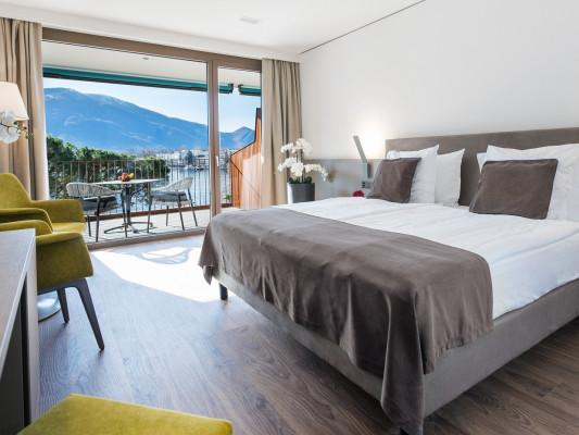 Hotel & Lounge LAGO MAGGIORE Exclusive Double Room 0