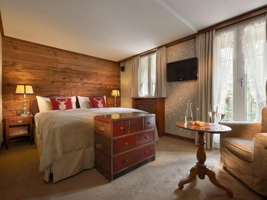 Monte Rosa Alpenrose double room 0