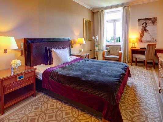 Grand Hotel des Bains Kempinski Classic Single Room 0