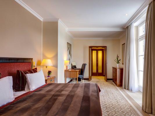 Grand Hotel des Bains Kempinski Classic Junior Suite 1