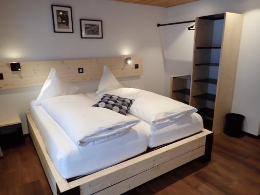 Hotel Furka Doppelzimmer 2