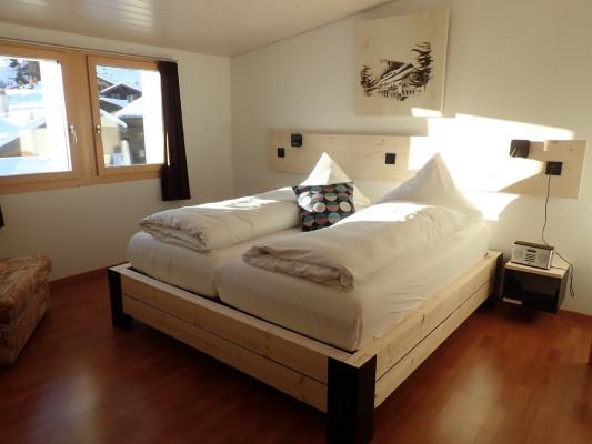 Hotel Furka Doppelzimmer 1