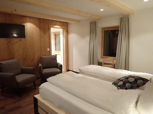 Hotel Furka Doppelzimmer 3