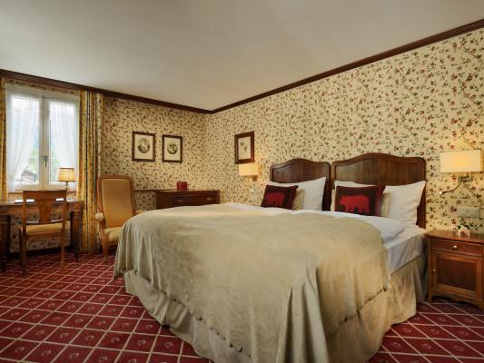 Monte Rosa Enzian Superior room 0