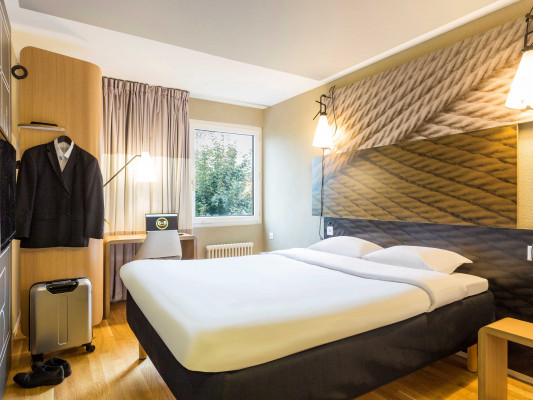 Hotel B&B Rothrist Olten Camera standard 0