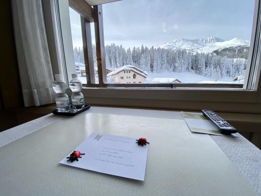 Hotel Alpina Parpan Double room standard 1