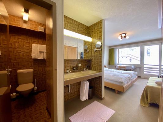Hotel Alpina Parpan Double room standard 0