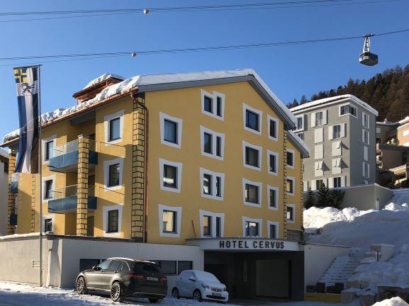 Hotel Cervus 0