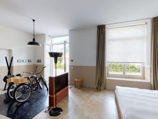 lofthotel Bikerloft 0
