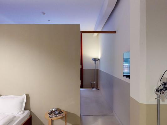lofthotel Loftzimmer Hofseite 2