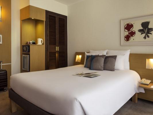 Novotel Genève Centre Hotel Camera Standard con letto doppio. Per un massimo di 2 adulti. 0
