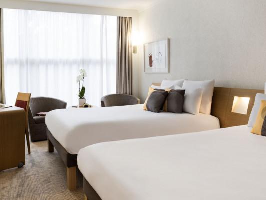 Novotel Genève Centre Hotel Camera Superior con letto doppio. Per 2 adulti e 2 bambini 0