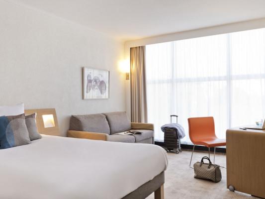 Novotel Genève Centre Hotel Camera Superior con letto doppio. Per 2 adulti e 2 bambini 1