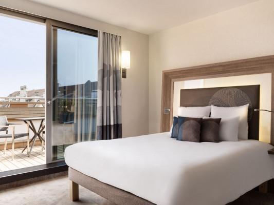 Novotel Genève Centre Hotel Camera Executive con 1 letto doppio per 2 adulti 0