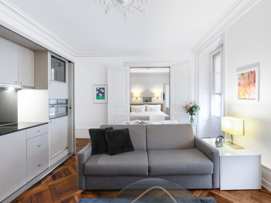 Swiss Luxury Apartments Superior Apartment 1 bedroom, up to 4 persons 2