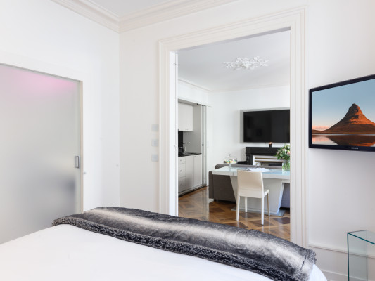 Swiss Luxury Apartments Superior appartamento 1 camera da letto, fino a 4 persone 0