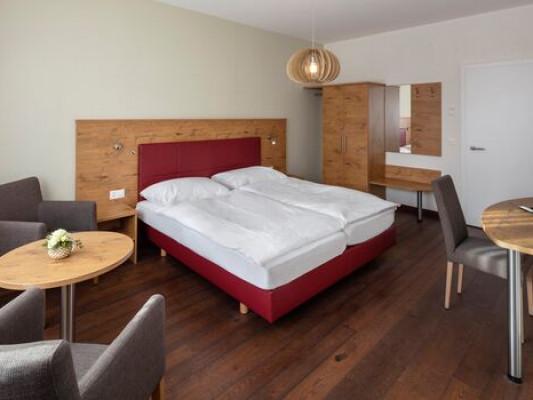 Hotel Roggen Camera doppia con vista sulla montagna 0