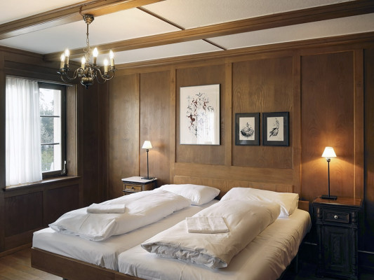 Kloster Dornach Double room SUPERIOR with shared bathroom 0