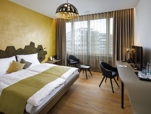 FOCUS Hotel Double Twin Room 0