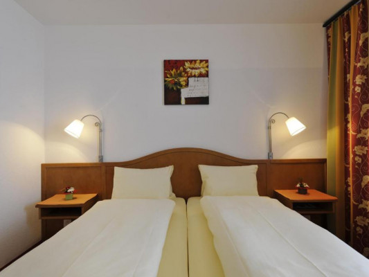 Hotel Toggenburg Camera doppia standard 0
