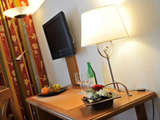 Hotel Toggenburg Double room standard 0