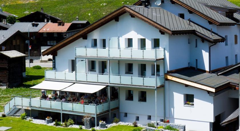 Hotel Furka 10
