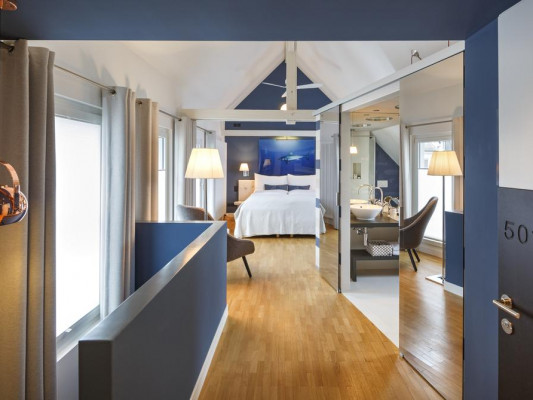 Hotel Seehof Double room 6