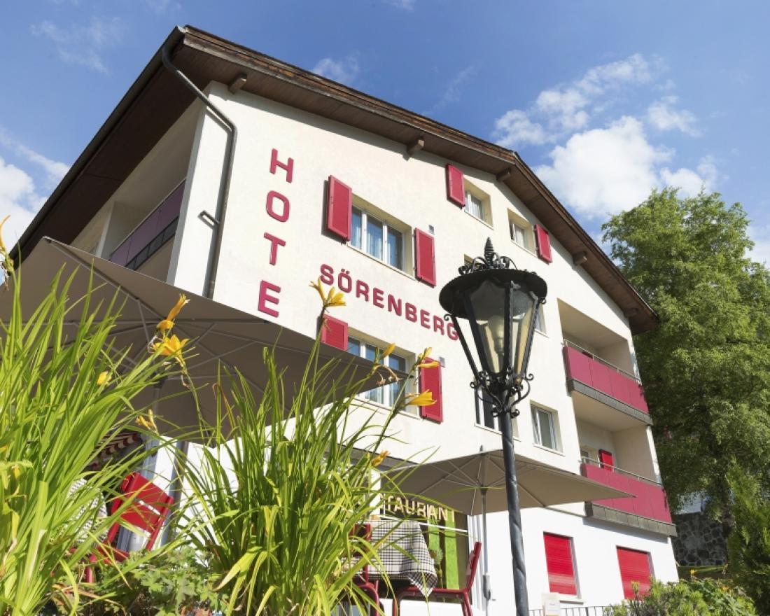 Hotel Sörenberg 0