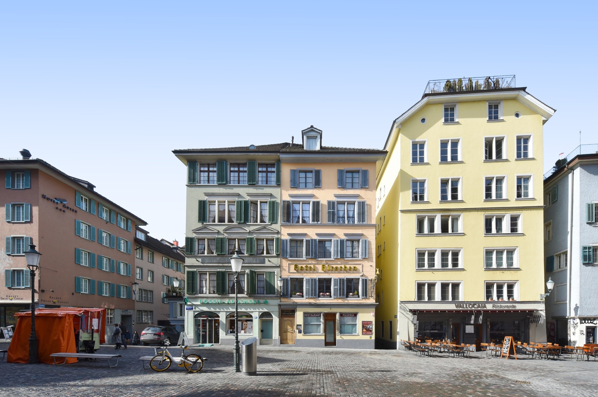 Hotel Hirschen 5