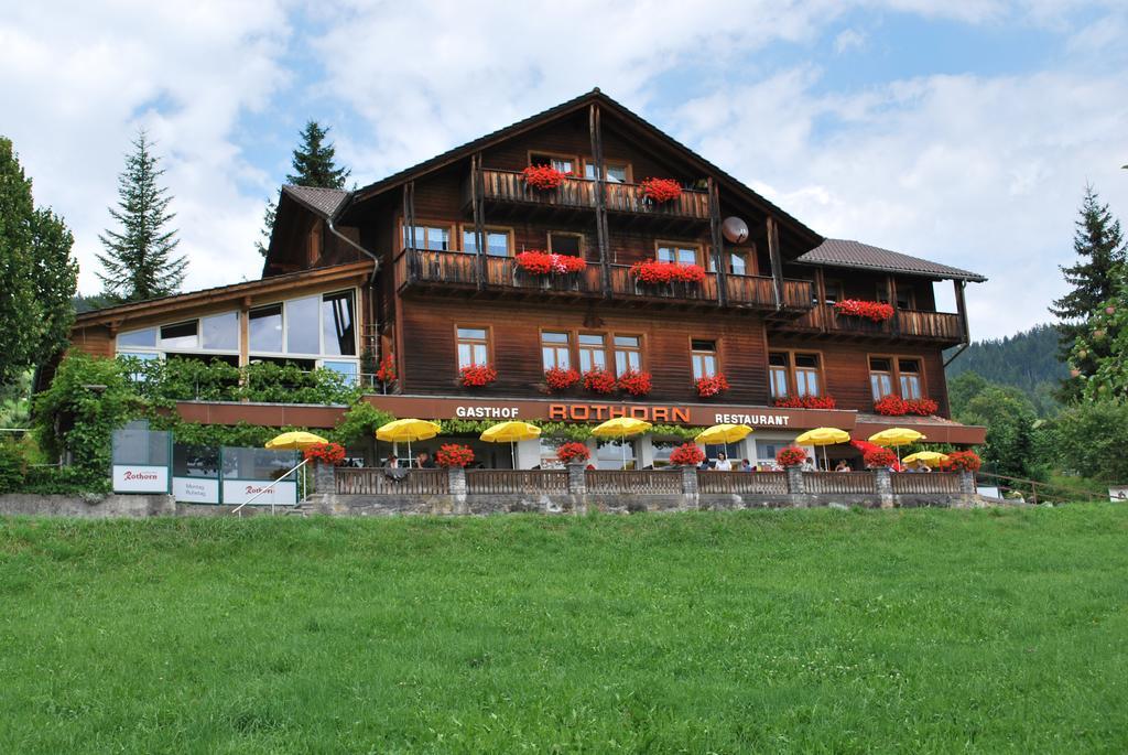 Hotel & Landgasthof Rothorn 0