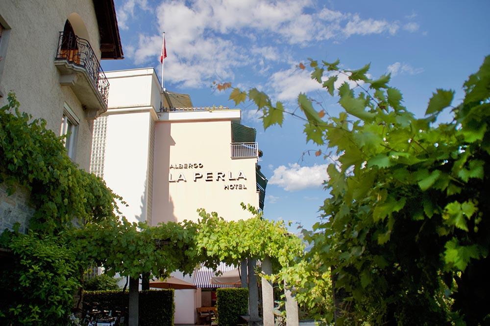 Hotel La Perla Ascona 4