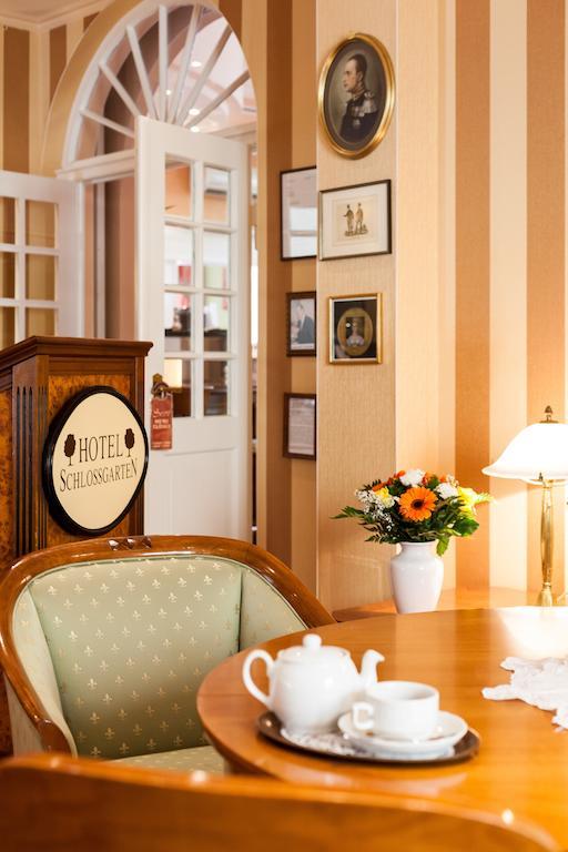 Hotel Schlossgarten 7