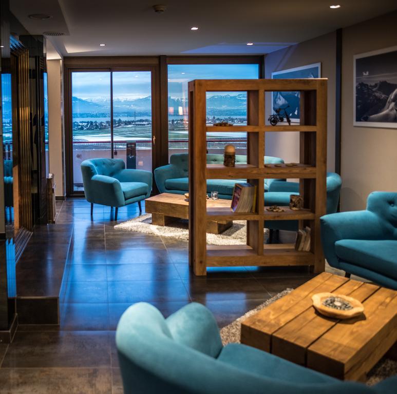 EVERNESS Hotel & Resort (ex Best Western Hotel Chavannes de Bogis) 3