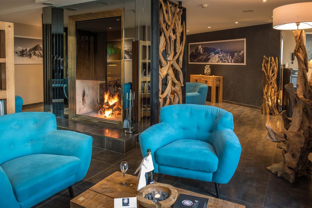 EVERNESS Hotel & Resort (ex Best Western Hotel Chavannes de Bogis) 16