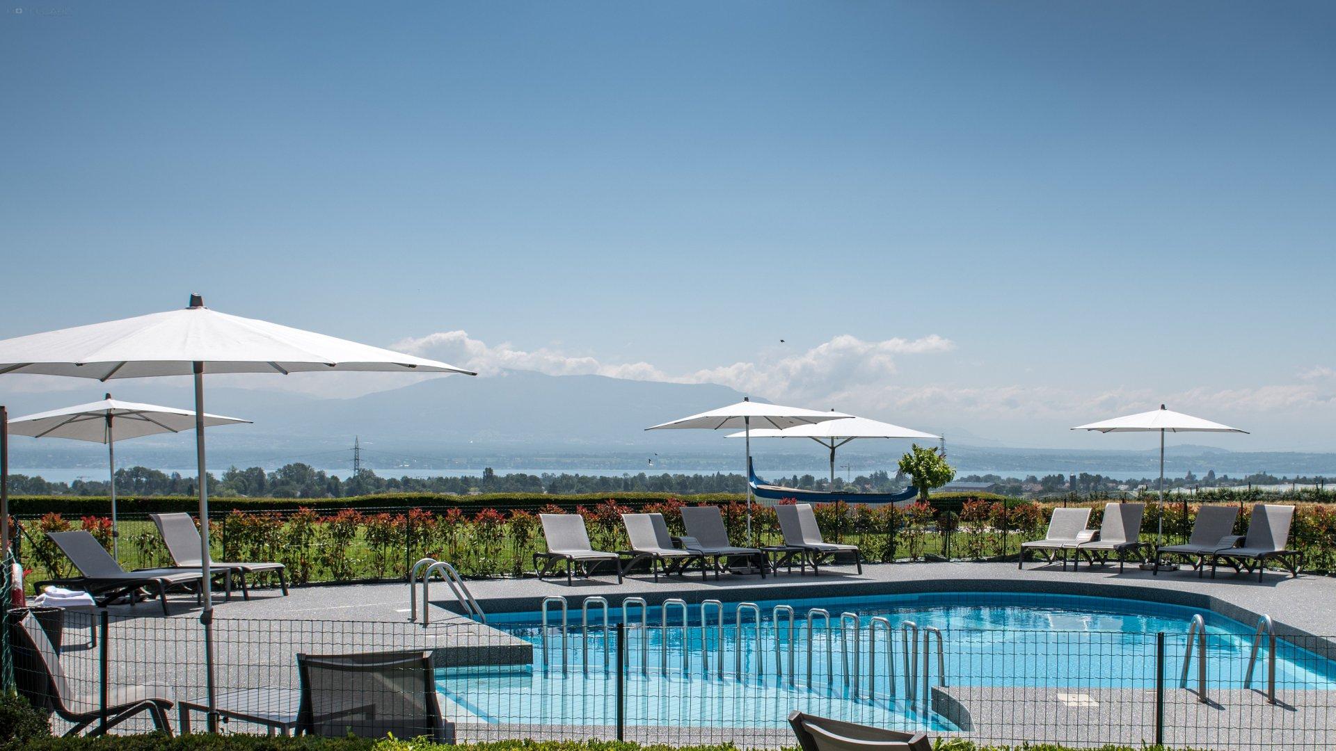 BEST WESTERN Hotel Chavannes de Bogis 8