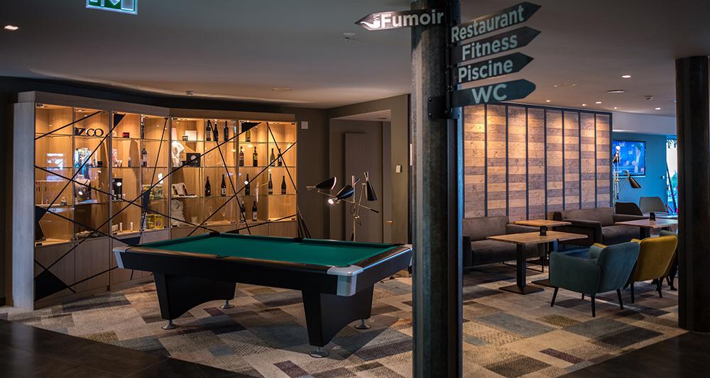 EVERNESS Hotel & Resort (ex Best Western Hotel Chavannes de Bogis) 4