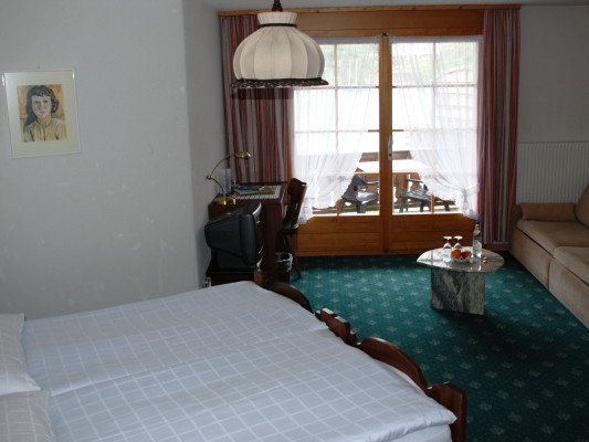 Hotel-Restaurant Chalet Du Lac Double room Standard lakeside 1