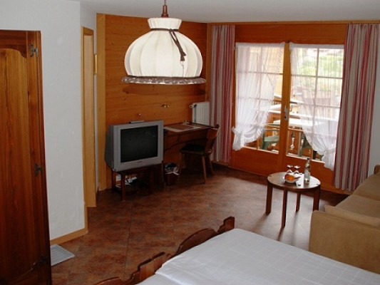 Hotel-Restaurant Chalet Du Lac Double room Standard lakeside 0
