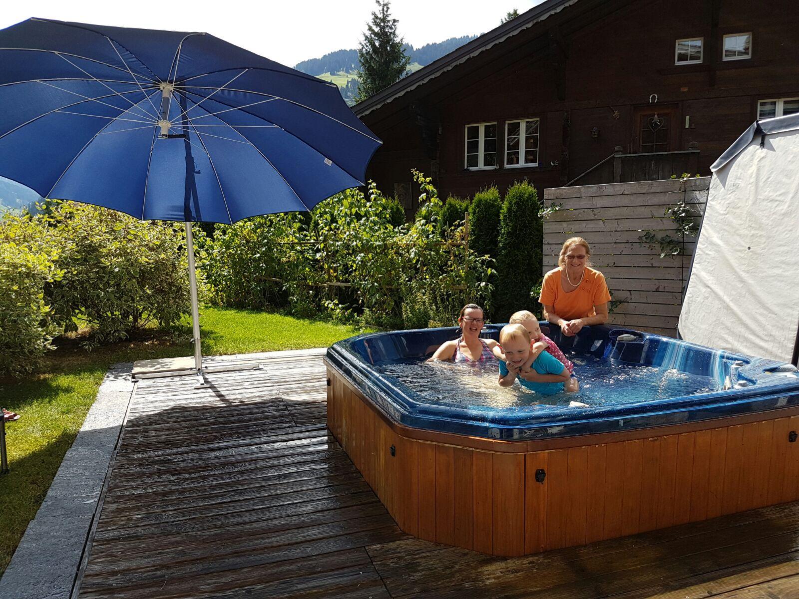 Chalet-Hotel Alpenblick Wildstrubel 8