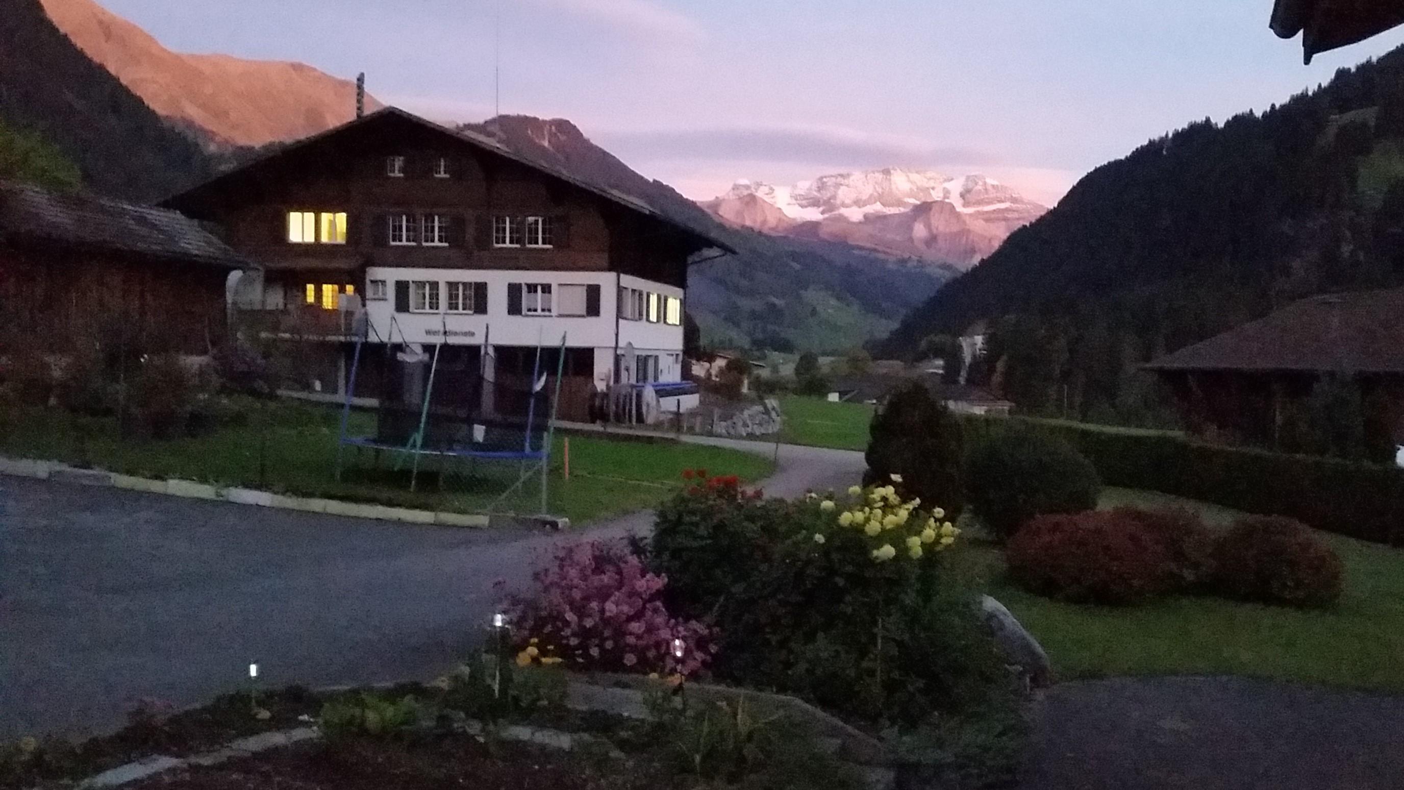 Chalet-Hotel Alpenblick Wildstrubel 10