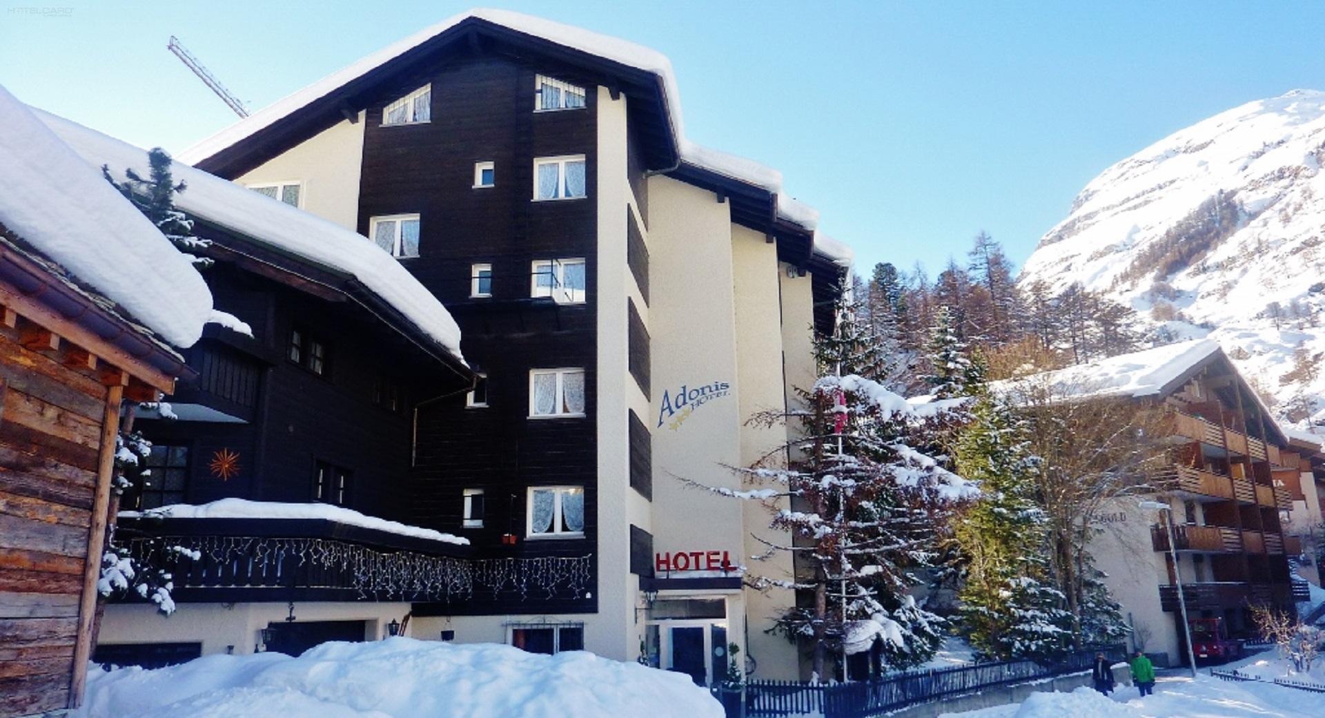 Hotel Adonis 7