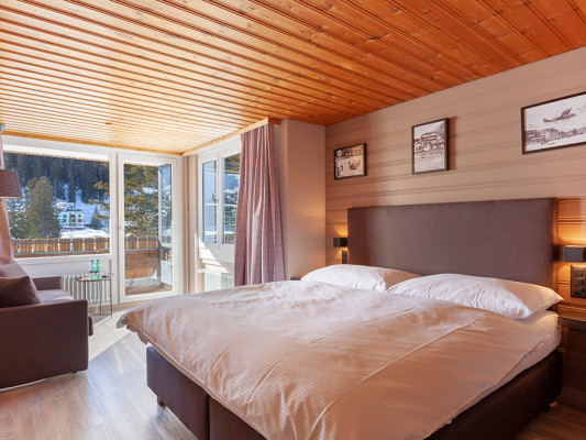 Hotel Provisorium 13 ehem. Hotel Obersee Double room Superior 5