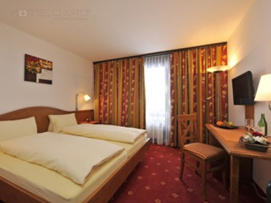 Hotel Toggenburg Double room superior 0