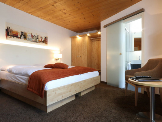 Lifestyle & Spa Hotel Grächerhof Double room comfort 0