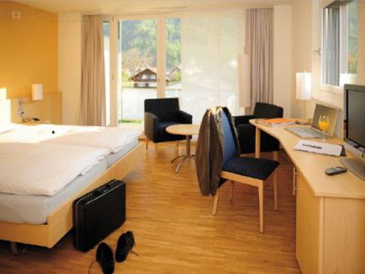 Hotel Artos Interlaken Twin room 1