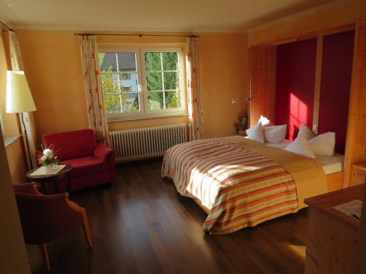 Wellnesshotel Grüner Baum Double room 2